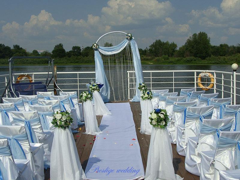 Выездная регистрация от prestige wedding