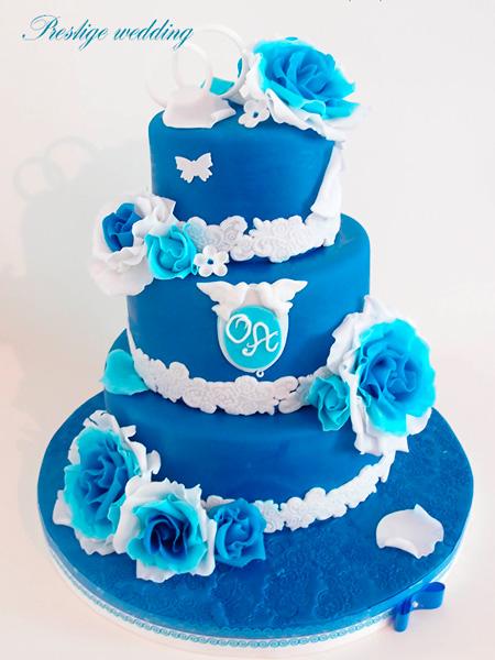 тату лебедь торт с синей мастикой Носослезные борозды