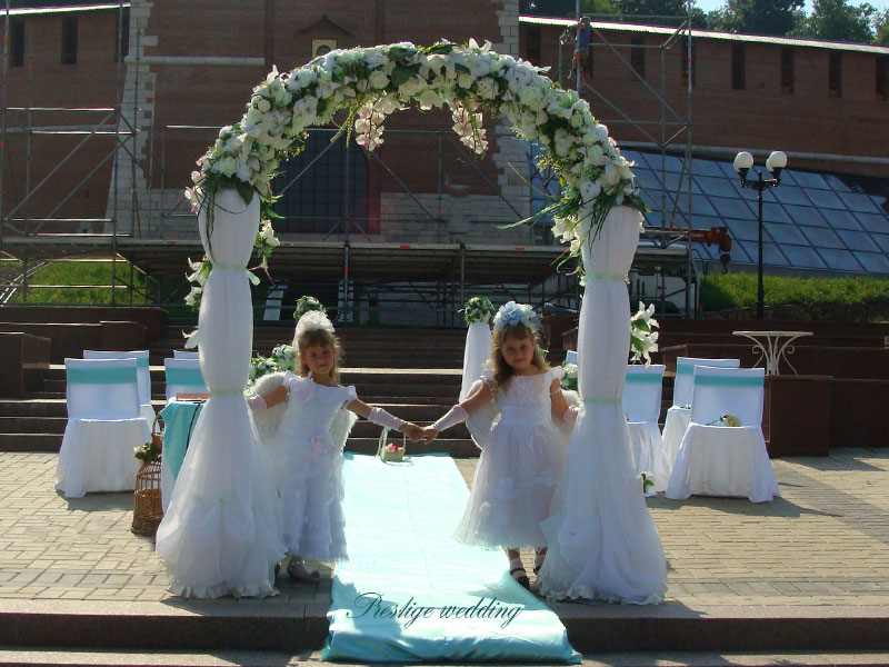 Ангелочки на свадьбу