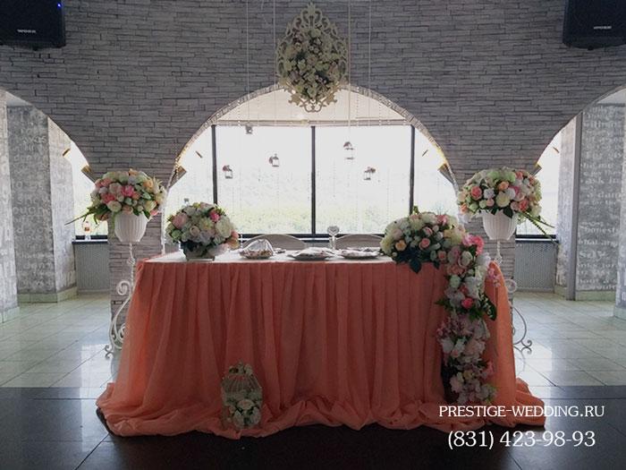 49aa272b64b7d2e Оформление зала на свадьбу в Нижнем Новгороде