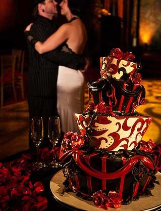 Торт мулен руж фото