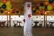 Оформление шарами. Фото