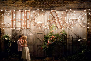 "Свадьба в стиле ""Чикаго"""