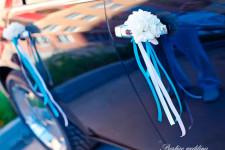 Свадьба в бирюзовом цвете
