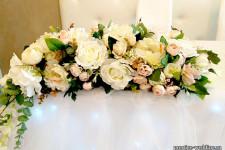 Цветы на стол в аренду