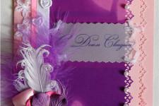 Свадьба в сиренево-розовых тонах