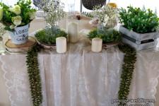 Свадьба в стиле рустик, декораторы