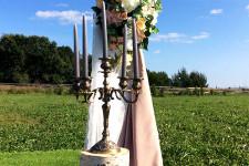 Декор свадьбы и регистрации в стиле рустик