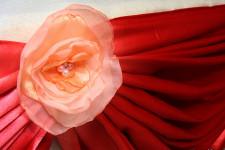 """Оформление свадьбы в коралловом цвете. Ресторан """"Ренессанс"""""""