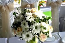 Флористика для яблочной свадьбы