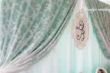 """""""Источник"""", свадьба в мятном стиле"""