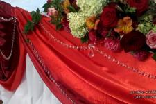 Свадьба в алом цвете