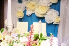 """""""Онегин"""", бирюзовая свадьба"""