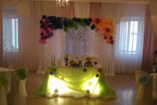 Свадьба в радужном цвете