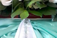 Хрустальная бусина для декора