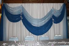 """""""Шавская долина"""", свадьбв в голубом цвете"""