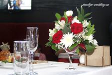 """""""Сова"""", свадьба в шоколадном цвете"""