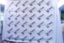 Баннер для фото на свадьбу