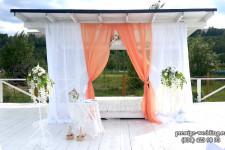 Оформление выездной регистрации для свадьбы